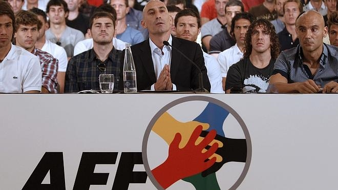 El partido amistoso contra Rumanía en Cluj será a beneficio de la AFE
