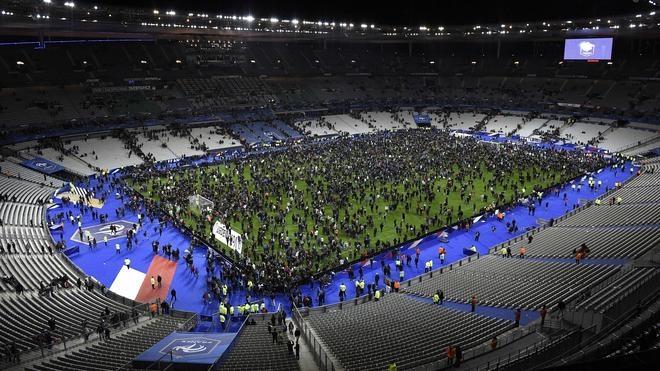 Francia, sin temor pese al «alto nivel de amenaza»