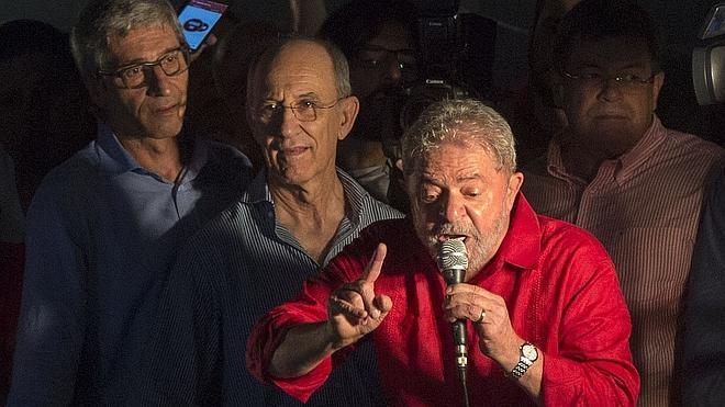 Apartan al juez del 'caso Petrobras' de la investigación sobre Lula