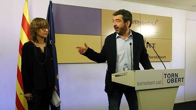 Junts pel Sí y la CUP no rebajan la tensión entre independentistas