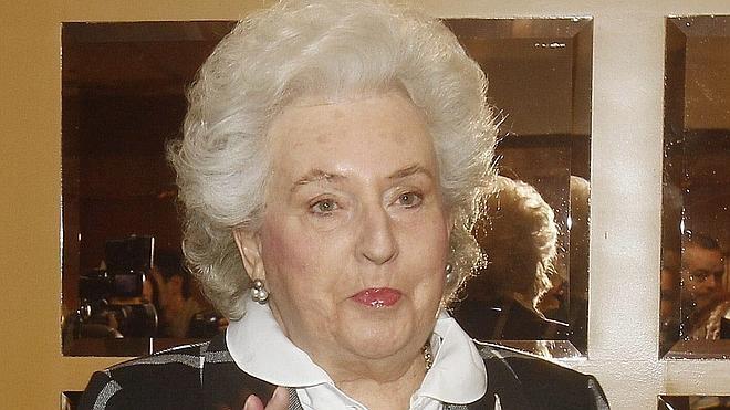 Pilar de Borbón admite la sociedad en Panamá pero niega cualquier ilegalidad