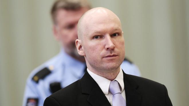 Noruega apelará la sentencia por trato «inhumano» a Breivik