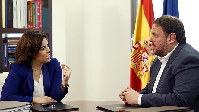 Gobierno y Generalitat desatascan con escepticismo sus mecanismos de diálogo