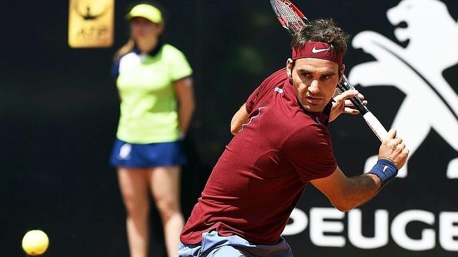Roger Federer es baja en Roland Garros