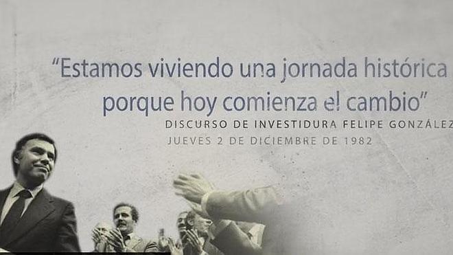 El vídeo en el que el PSOE reivindica su historia