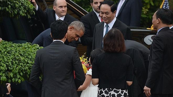 EE UU levanta el embargo de armas a Vietnam