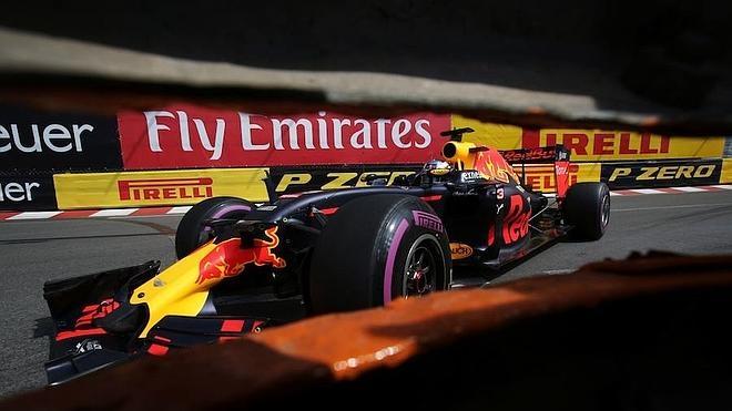 El inesperado Ricciardo pide paso