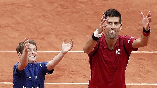 Bautista cae ante Djokovic