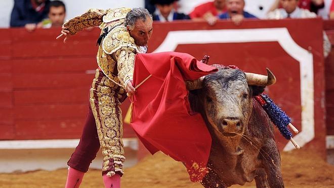 El torero quebrado