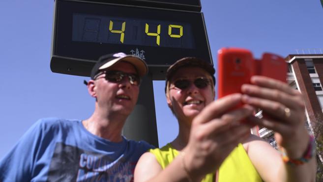 La temperatura del planeta rompe nuevos récords en mayo