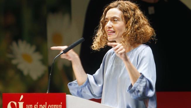 Batet replica a Díaz: «En España no hay saqueo entre territorios»