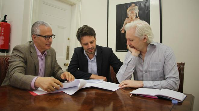 Reino Unido rechaza cooperar con Ecuador hasta que se resuelva el caso Assange
