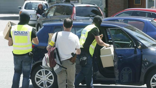 Detenido un catarí en la operación contra el dopaje en España