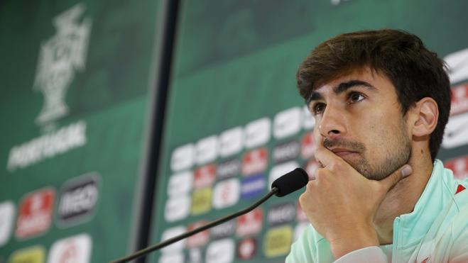André Gomes: «No sólo hay que tener cuidado con Bale»