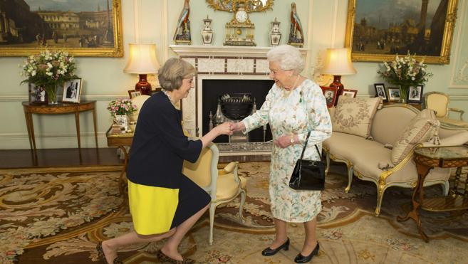May apela a la unidad para hacer de Reino Unido «un país mejor»