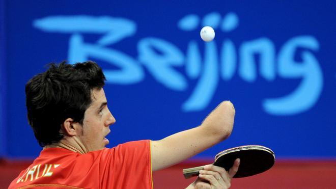 José Manuel Ruiz, abanderado español en los Paralímpicos de Río