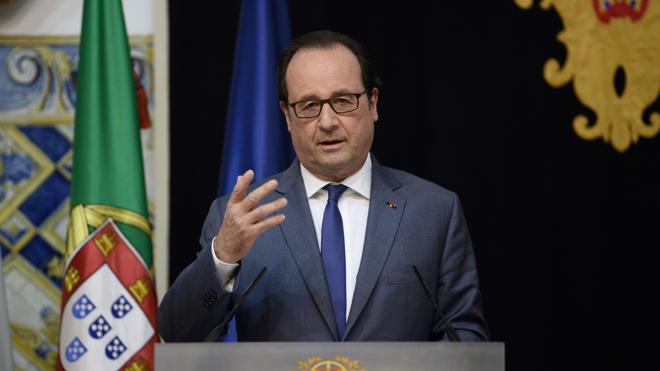 Hollande estudia prolongar el estado de emergencia otros seis meses