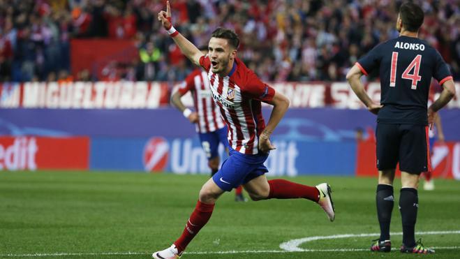 Messi y Saúl, en la lucha por el mejor gol de Europa