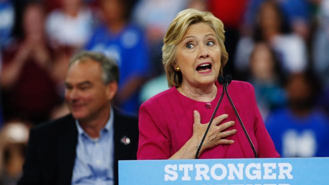 La campaña de Clinton también fue víctima del ciberataque contra el Partido Demócrata