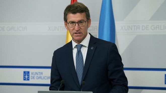 Feijóo convoca elecciones en Galicia para el 25 septiembre