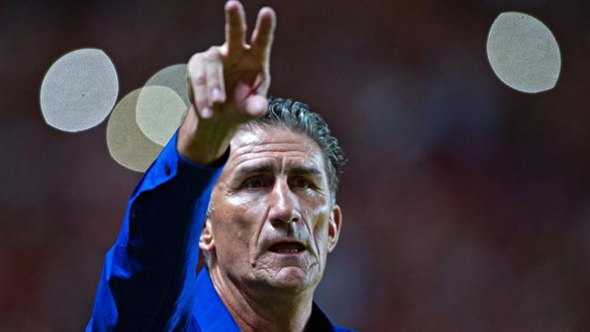Bauza, nuevo entrenador de Argentina