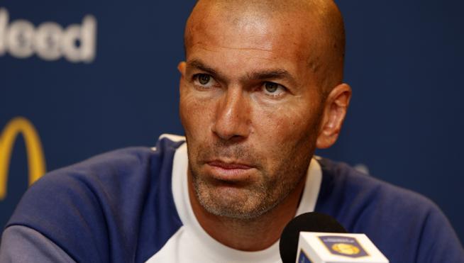 Zidane: «No quiero que se vaya Asensio»