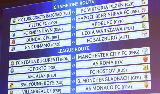 El Mónaco, rival del Villarreal en la previa de la Champions