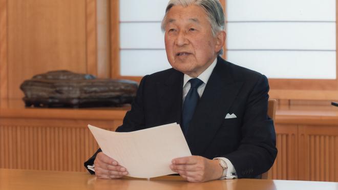 Akihito también se prepara para morir
