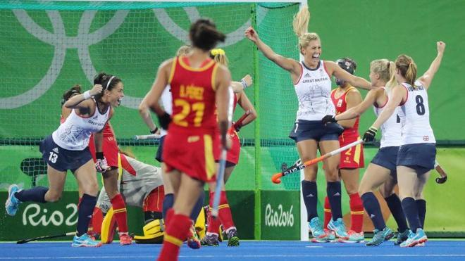 El hockey femenino también cae en cuartos
