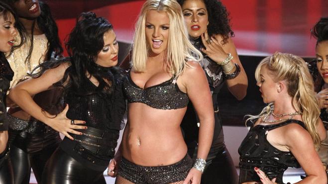 Britney Spears regresa a los premios MTV con nueva canción