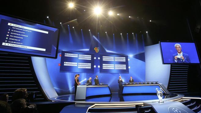 Suerte para el Real Madrid en el sorteo de los reencuentros