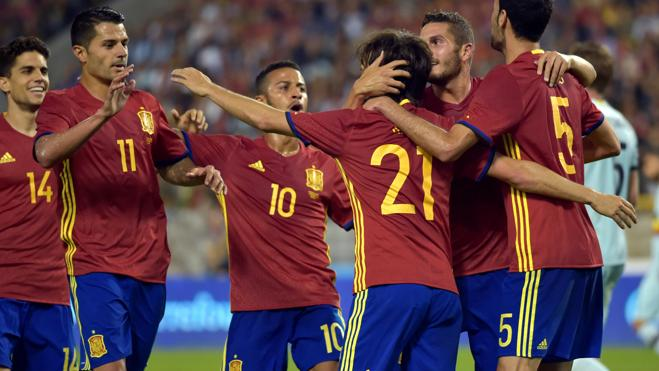 España devuelve el brillo a la estrella