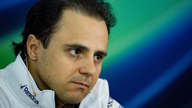 Felipe Massa, el campeón durante medio minuto