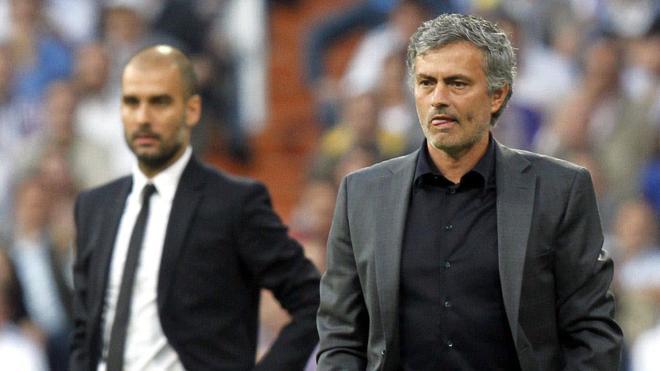 Los cinco grandes duelos del pasado entre Mourinho y Guardiola