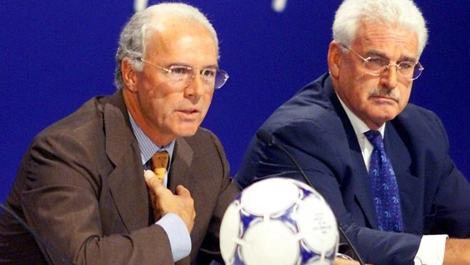 Beckenbauer, acusado de recibir 5,5 millones de euros por trabajo de 'voluntario'