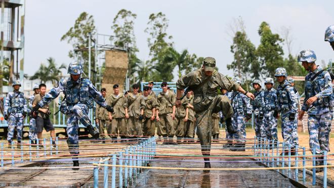 Pekín y Moscú acorazan su alianza con maniobras conjuntas en el mar de China Meridional