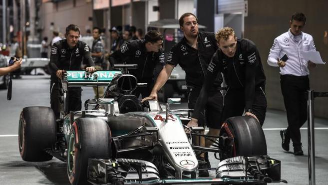 El último escenario donde meter mano a Mercedes