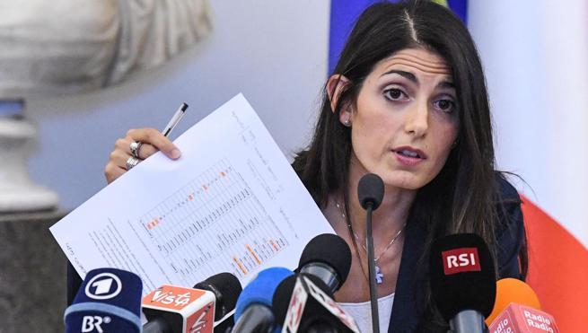 Roma retira su candidatura a los Juegos Olímpicos del 2024