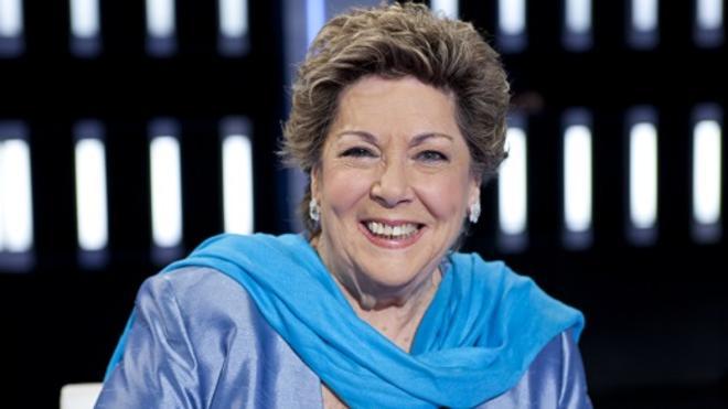 Paloma Gómez Borrero, Premio Toda una Vida de la Academia de Televisión