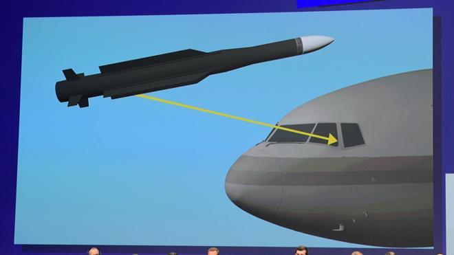 El vuelo MH17 fue derribado por un misil enviado desde Rusia a los separatistas