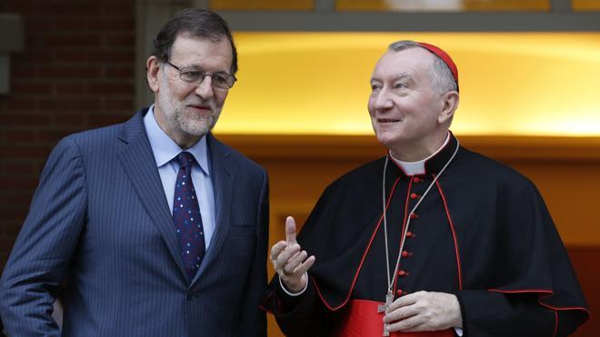 El Vaticano traslada a Rajoy su «preocupación» por que se forme Gobierno «pronto»