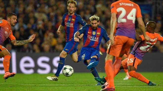 Messi sólo hay uno y está en el Barça