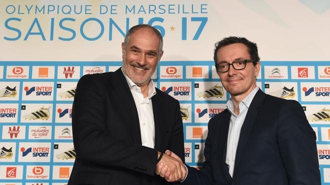 Andoni Zubizarreta, nuevo director deportivo del Olympique de Marsella