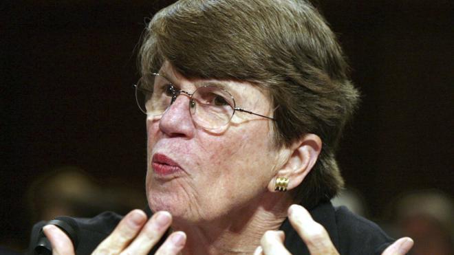 Muere Janet Reno, la primera mujer fiscal general de EE UU
