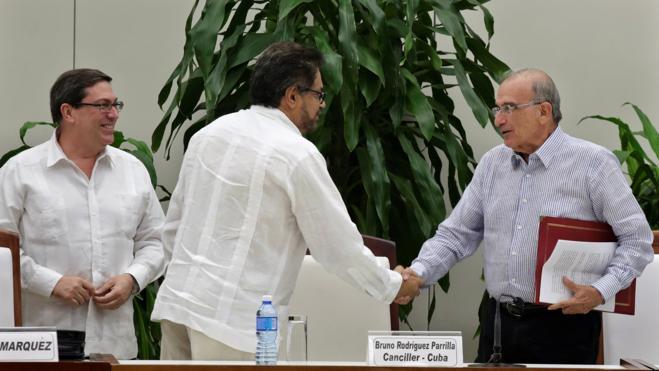 Los cambios en el nuevo acuerdo de paz entre el Gobierno colombiano y las FARC