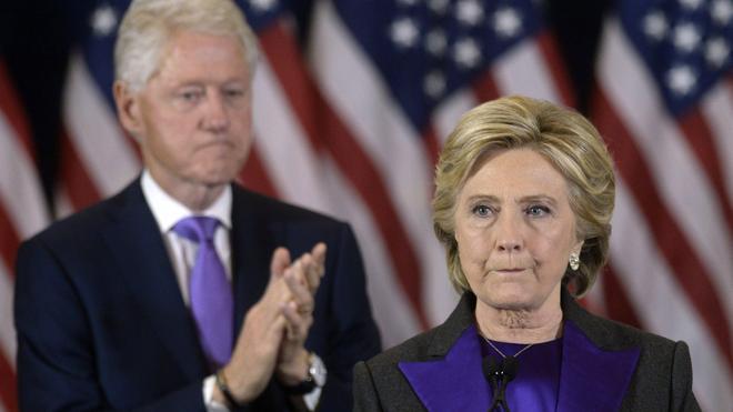Trump reconsidera su idea de enjuiciar a Clinton