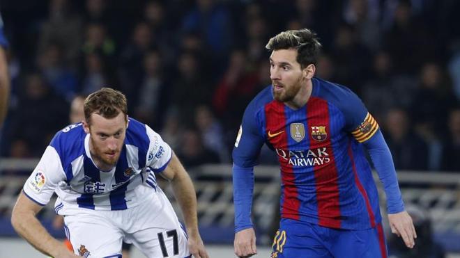 El Barça llega herido de muerte al clásico