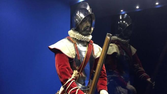 Cervantes, soldado y poeta