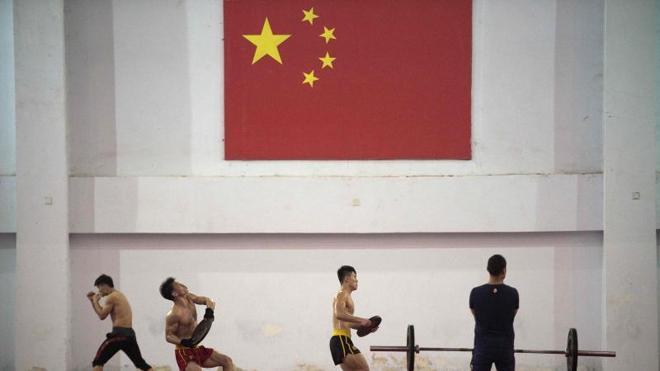 Las artes marciales, un arma diplomática china