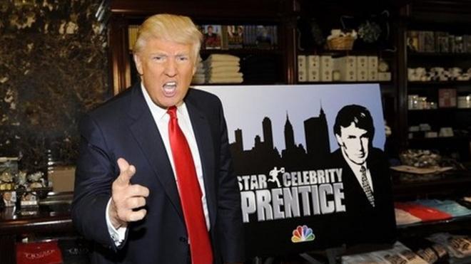 Donald Trump seguirá como productor del reality televisivo 'El Aprendiz'